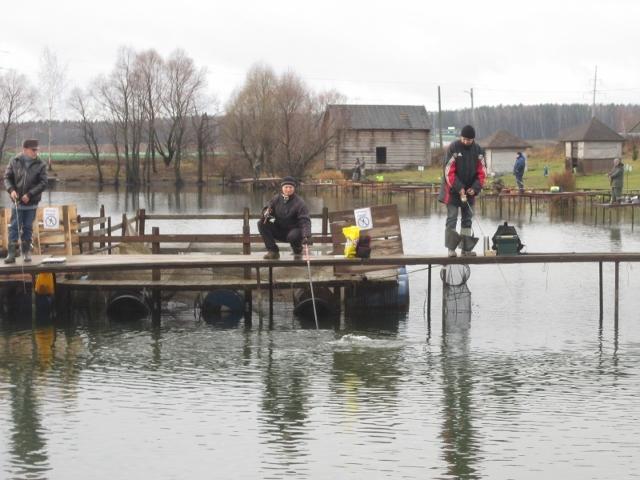 рыбалка у клуба royal fish