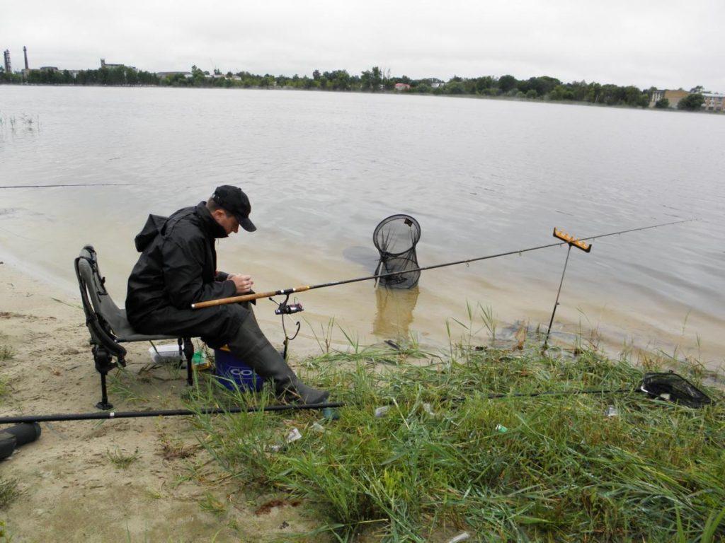 рыбалка в гусь хрустальном